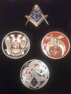 Drew a Blue Lodge Mason, Shriner, 32nd Degree Scottish Rite Mason, Knight Templar York Rite Mason- Brotherhood
