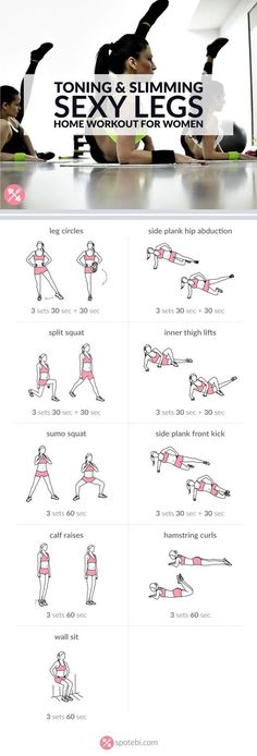 Sexy Legs Workout For Women