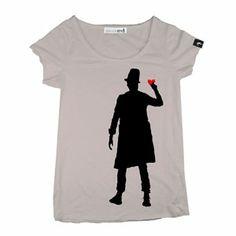 T-Shirt One Love Ecrù by Randomstyle