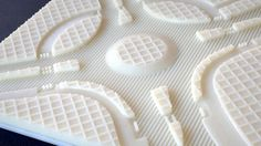 3-D Printing Street Maps For The Blind. #3dPrintedArchitecture