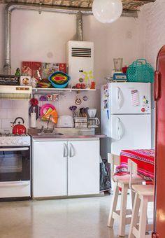 Quem tem pouca verba pode ter uma cozinha legal? - Casa de Amados