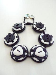 ...Button Bracelet