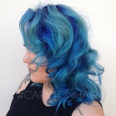Hair by Michelle Barr at Carlton Hair Academy