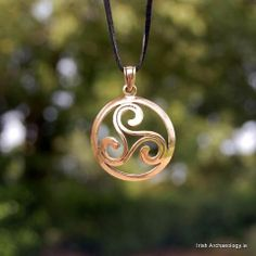 Celtic Triskele Jewelry | Celtic triskele pendant ... | Pendents