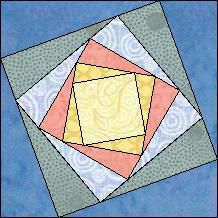 Block of Day for May 07, 2014 - Twisted Block #03