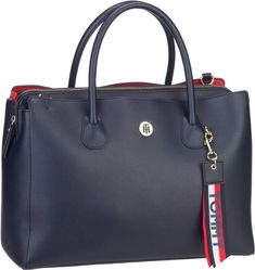 c9e502a76a10b Tommy Hilfiger Charming Tommy Work Bag 5662 - Tommy Navy Corp Stripe