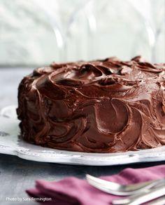 Vegan chocolate icing