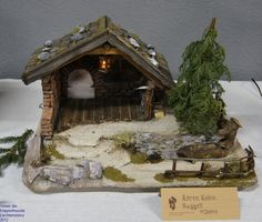 Click to Close Hobbies And Crafts, Fun Crafts, Nativity Stable, Diy Crib, Dremel, Christmas Pictures, Barn Wood, Cribs, Things To Do