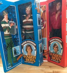 The Nancy Drew Sleuth Unofficial Website 1970s Tv Shows, David Cassidy, Jennifer Fisher, Boy Doll, Childhood, Entertainment, Adventure, Dolls, Movies