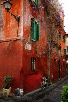 Vicolo del Piede, Roma