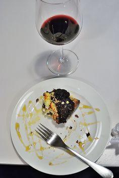 Tosta de morcilla al capricho, de David Santaolalla