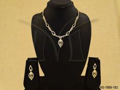 BAATI STYLE DESIGNED AD NECKLACE SET