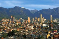Bogotá is Colombia's beating heart, an engaging and vibrant capital cradled by chilly Andean peaks.