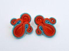 kolczyki sutasz soutache earrings 31