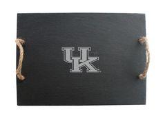 """University of Kentucky"" Slate Tray"