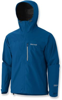 A mere 15 oz of breathable, durable wind and waterproofness