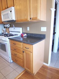 Yes You Can Paint Your Oak Kitchen Cabinets Home Staging In Rafael Home Biz For Oak
