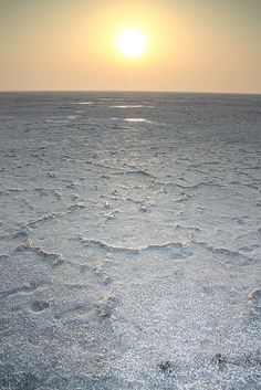Ever Dreamed of Visiting the World's Largest Salt Desert?