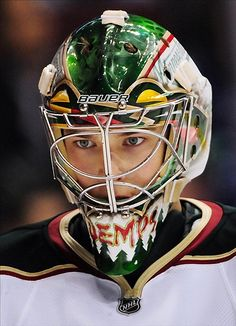 Minnesota Wild's Darcy Kuemper signed for another deal! Thank god we need him