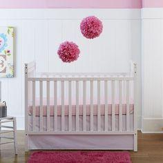 "Viv + Rae Safety 1st Adrienne 5"" Crib Mattress Color: Pink"