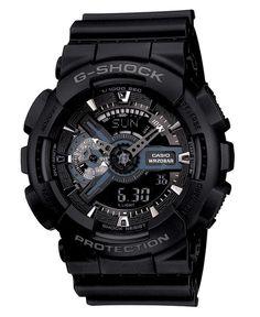 Casio G-Shock Men s Watch in Black GD-400-1DR  6f115a76e4e