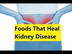 Foods That Heal Kidney Disease - Treat Kidney Failure