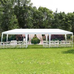 x Outdoor Wedding Party Event Tent Gazebo Canopy wedding tent x Outdoor Wedding Party Event Tent Gazebo Canopy Gazebo Canopy, Canopy Outdoor, Wedding Tips, Wedding Events, Dream Wedding, Glamorous Wedding, Wedding Ceremonies, Wedding At Home, Wedding Photos