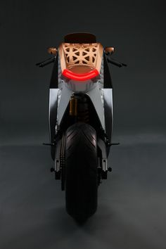 fuseproject product : Mission Motors Electric Superbike
