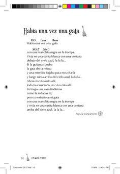 Luis Pescetti » Archivo » Había una vez una gata