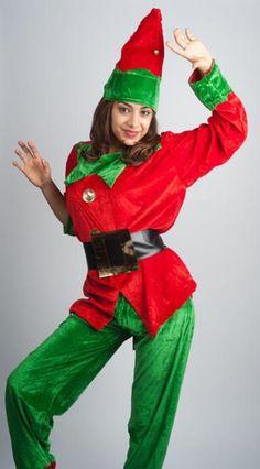 Man elf costume - Las Fiestas