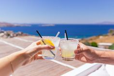 cheers to the Aegean