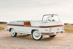 1956 Fiat Eden Roc, estimate available upon request