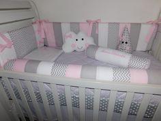Baby Girl Crib Bedding, Girl Cribs, Crib Bedding Sets, Baby Cribs, Baby Room Decor, Nursery Room, Girl Nursery, Baby Doll Accessories, Baby Kit
