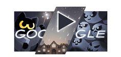 Halloween 2016 #GoogleDoodle