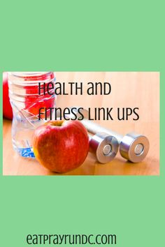 Are you looking for a linkup for your health and fitness related blog? This post has over ten linkups - there is one offered almost every day of the week. Pin this post to reference when you want to link up!