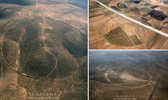 Mystery of Jordan's Big Circles: Ancient circles baffle archaeologists