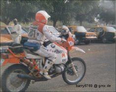 86 Paris - Dakar, Sali - Senegal, Gaston Rahier ©Frank Wick