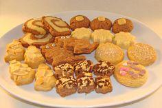 Zandkoekjes van de familie Willeme - Junnekes recepten