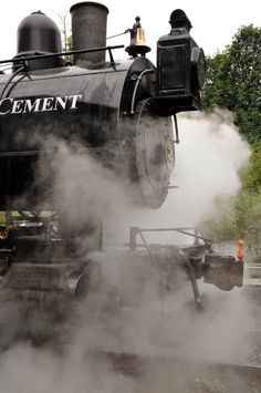 Sept 7, 2014 - We heard you ask, and now we are answering: more steam at the Northwest Railway Museum.