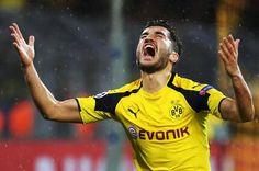 Bild zu Nuri Sahin, Borussia Dortmund