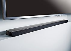 Definitive Technology W Studio Micro - This ultra-slim 3.1 wireless sound bar & music streaming system delivers premium, theater-quality sound in a small, stylish package. Its slim design means it fits perfectly under your TV, while the wireless Sub can be placed anywhere in the room.   werd.com