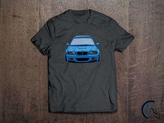 Laguna Seca BMW E46 T-Shirt