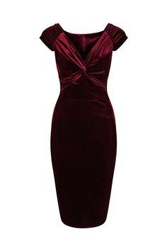ab91ea42928bd 31 Best Velour Dresses images | Velour dresses, Velvet dresses ...