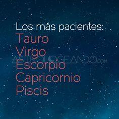 #Tauro #Virgo #Escorpio #Capricornio #Piscis #Astrología #Zodiaco #Astrologeando astrologeando.com