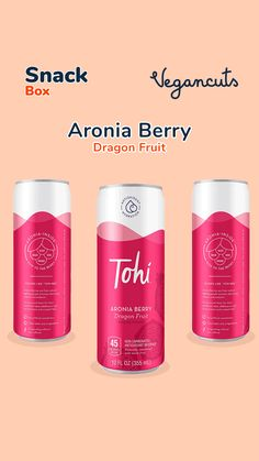 Delightfully refreshing - this fruit-based energy drink is out of this world! Sweet and tangy taste of real dragon fruit combined with aronia berry will leave you charged up with a taste of freshness. Aronia Berry Juice has unmatched levels of antioxidant, that boost the immune system, reduce inflammation, and enhance muscle recovery. Only 45 calories-- this drink is made with all-natural, low calorie ingredients.