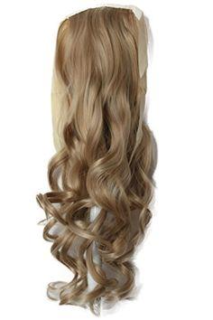 PRETTYSHOP Haarteil hairpiece Zopf Pferdeschwanz Haarverlängerung 55cm gewellt diverse Farben (blond mix Farbton 25T613) Unbekannt http://www.amazon.de/dp/B00CNFCE9A/ref=cm_sw_r_pi_dp_udBVwb11DETBC