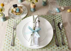 Easter Table Decorations | CookingLight.com