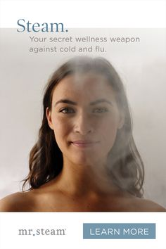 Learn why steam therapy is a surprisingly affordable addition to your self-care routine. Flu Remedies, Holistic Remedies, Natural Health Remedies, Natural Cures, Natural Healing, Health Diet, Health And Nutrition, Health Fitness, Routine