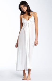 Sleep Gown - I would categorize sleep gowns with the bralettes and undies I also pinned, because they are sexy pieces that are very comfortable to sleep in. They look beautiful and make me feel beautiful, and I would love to wear these all the time (if my budget allowed!)