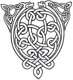 Celtic Art on Pinterest